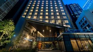 ダイワロイネットホテル西新宿施設全景