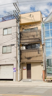 JAPANING HOTEL 九条施設全景