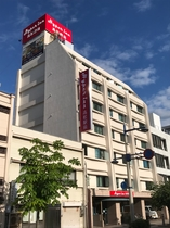 ハイパーイン高松駅前施設全景