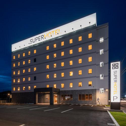 スーパーホテル山形・鶴岡 天然温泉湯の瀬の湯 2018年10月12日グランドオープン!