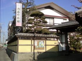 徳寿司旅館施設全景