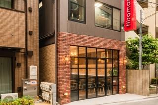 Hiromas Hostel in Ueno施設全景
