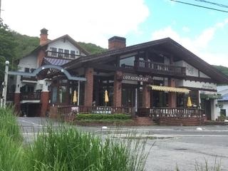 ホテル白樺湖榮園施設全景