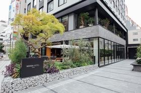 NOHGA HOTEL UENO TOKYO施設全景