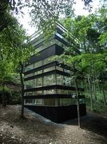 軽井沢 輪の家施設全景