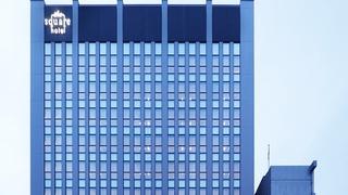 ザ・スクエアホテル金沢(2018年11月27日OPEN)施設全景