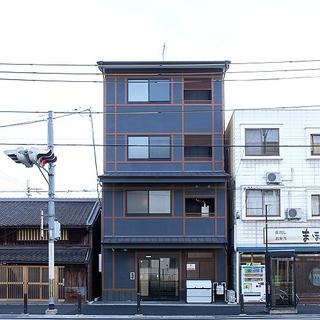 JAPANING HOTEL 京都八条口施設全景