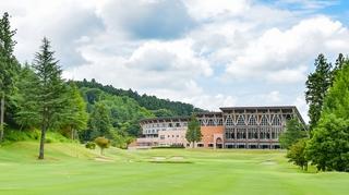ホテル&リゾート那須霞ヶ城ゴルフクラブ施設全景