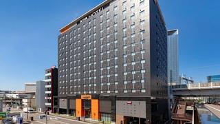 アパホテル<TKP仙台駅北>(2018年10月12日オープン)施設全景