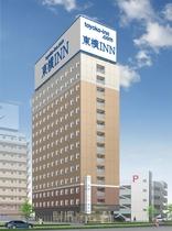 東横イン三河安城駅新幹線南口2