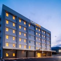 スーパーホテル長野・飯田インター 天然温泉 飯田城の湯施設全景