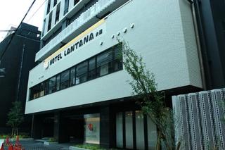 ホテルランタナ大阪施設全景