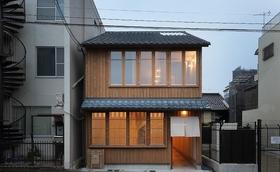 utsuwa 器 Designed Hostel施設全景