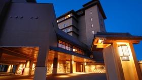 ザ・シロヤマテラス津山別邸(2019年2月27日グランドオープン)施設全景