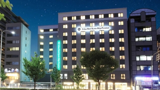 アーバンホテル京都四条プレミアム施設全景