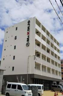 HOTEL Mr.KINJO GOLDEN CATS<石垣島> 施設全景