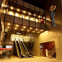 ホテル WeBase高松施設全景