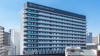 ホテル阪神アネックス大阪(2019年5月15日オープン)施設全景
