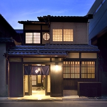 京の温所 御幸町夷川施設全景