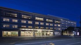 京都ユウベルホテル施設全景