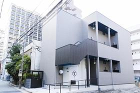 TRIP POD SUMIYOSHI A施設全景