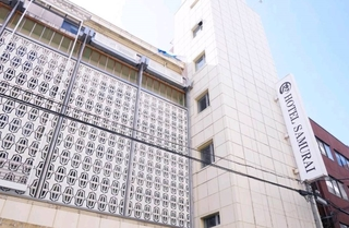 HOTEL SAMURAI施設全景