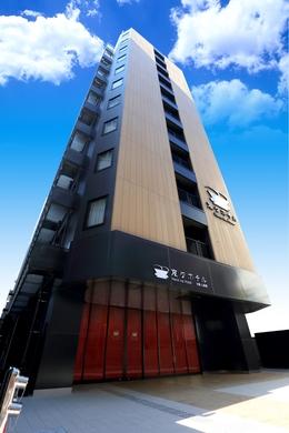 変なホテル大阪 心斎橋施設全景