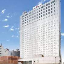 ANAクラウンプラザホテル札幌施設全景