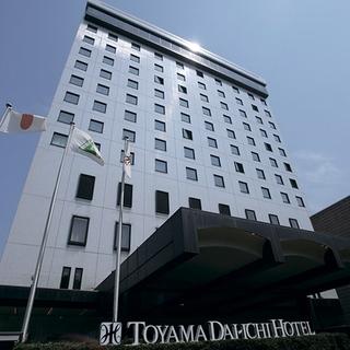 富山第一ホテル施設全景
