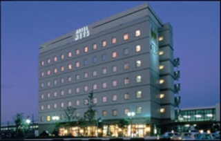 JR東日本ホテルメッツ北上施設全景