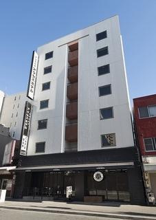 ナゴヤエキ アクセスホテル施設全景