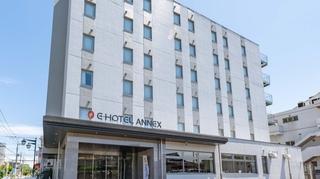 イーホテル熊谷アネックス施設全景
