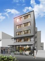 京都四条高倉ホテルグランレブリー施設全景
