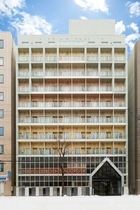 Residence Hotel Stripe Sapporo施設全景