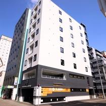 IYASU HOSTEL SAPPORO(いやすホステル札幌)施設全景