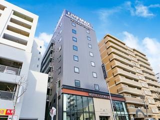 ホテルリブマックス札幌すすきの施設全景