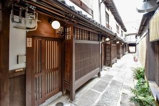 京都ぎおんの宿 よー施設全景