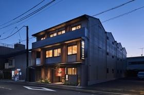 Stay SAKURA(ステイサクラ)京都 東本願寺I施設全景