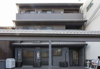 エビス今出川 ゲストハウスイン京都施設全景