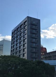 HOTEL TAVINOS 浜松町施設全景
