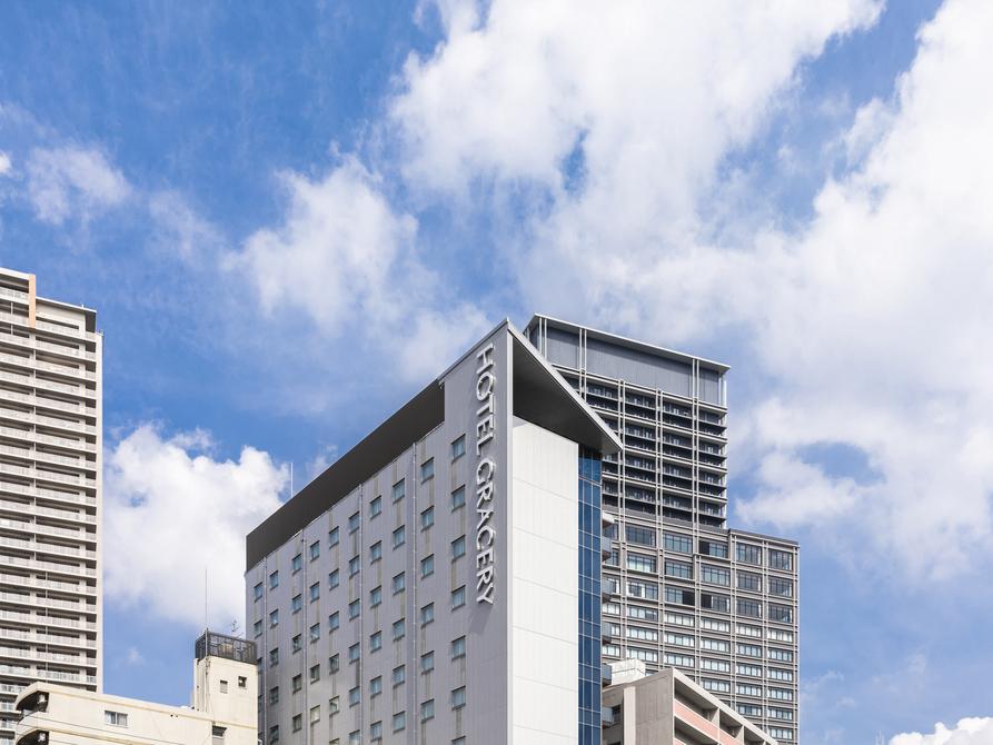 ホテルグレイスリー大阪なんば