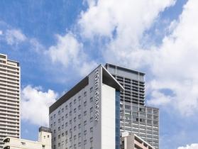 ホテルグレイスリー大阪なんば施設全景