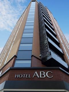 ホテル ABC施設全景
