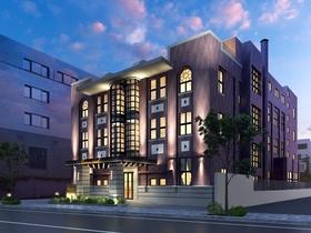 UNWIND HOTEL & BAR OTARU(アンワインド ホテル&バー おたる)施設全景