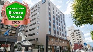 IROHA GRAND HOTEL 松本駅前施設全景