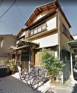 京都 今出川ハウス施設全景