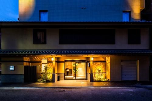 京都 烏丸御池ホテル grandereverie施設全景