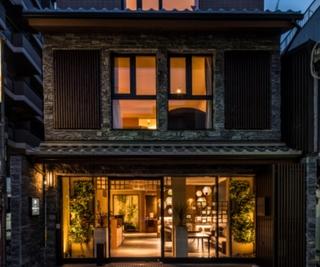 京都 新町六角ホテル grandereverie施設全景
