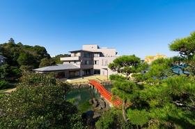 南紀白浜リゾートホテル 古賀浦別邸施設全景