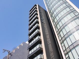 ホテルリブマックス大阪本町施設全景